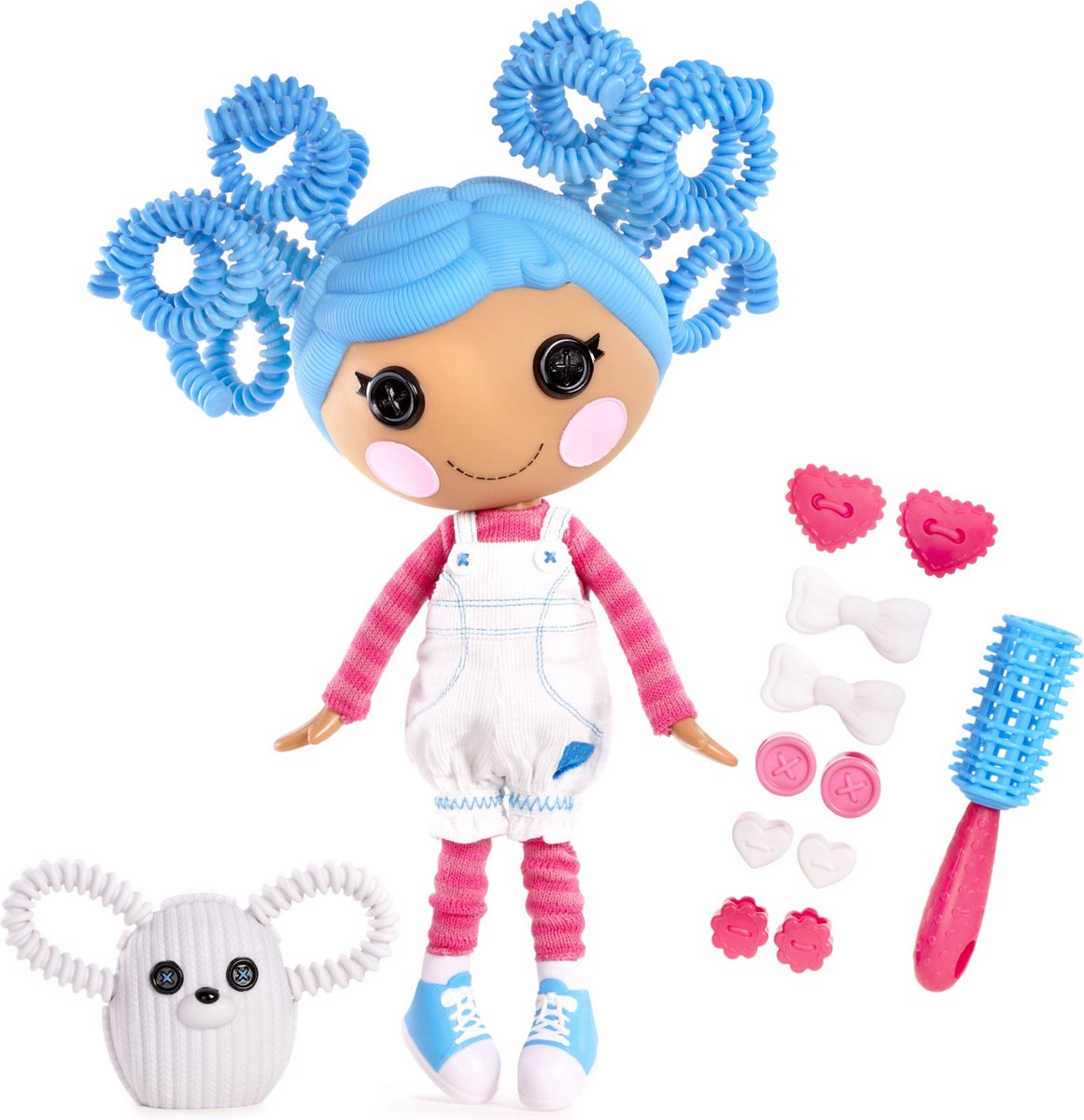 Lalaloopsy Silly Hair Pop - Mittens Fluff