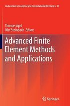 Advanced Finite Element Methods and Applications
