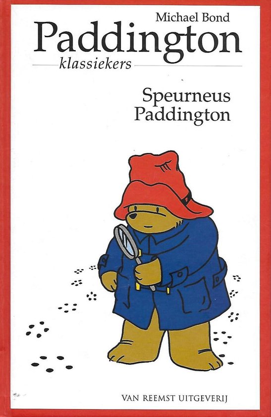 Speurneus paddington - Michael Bond |
