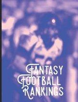 Fantasy Football Rankings