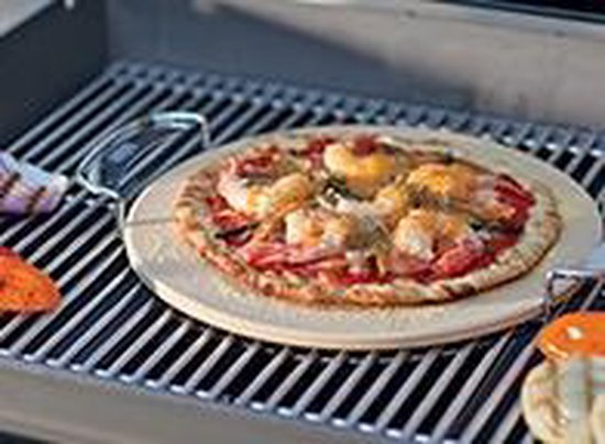 Weber Weber Gourmet BBQ System - Pizzasteem
