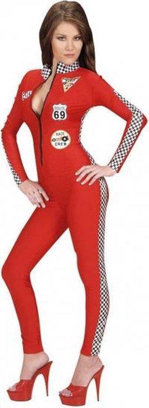 Formule 1 pitspoes catsuit voor dames 38 (m)