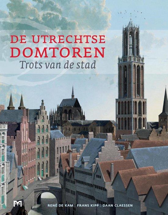 Cover van het boek 'De Utrechtse Domtoren'