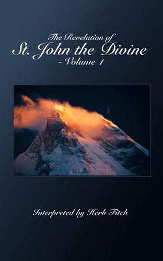 Boek cover The Revelation of St. John the Divine - Volume 1 van Transcribed By Bill Skiles (Paperback)