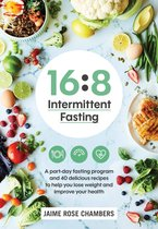 Boek cover 16:8 Intermittent Fasting van Jaime Rose Chambers (Onbekend)
