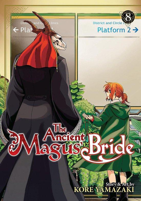 bol.com | The Ancient Magus' Bride Vol. 8 (ebook), Kore Yamazaki |  9781642752397 | Boeken