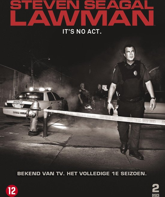 Cover van de film 'Lawman'