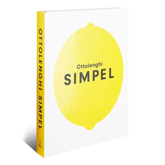 Kookboek aanrader: Simpel van Ottolenghi
