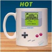 Nintendo Game Boy warmte beker