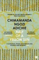 Boek cover Half of a Yellow Sun van Chimamanda Ngozi Adichie (Onbekend)