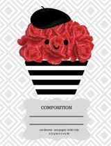 Cupcake Composition Notebook