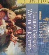 Bach Edition Vol 7 - Secular Cantatas / Schreier, Berlin CO et al