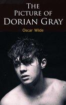 Boek cover The Picture of Dorian Gray van Oscar Wilde