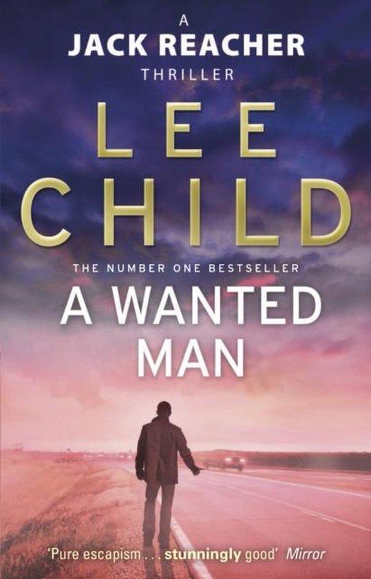 Omslag van A Wanted Man