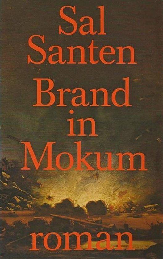 Brand in Mokum - Sal Santen |