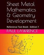 Omslag Sheet Metal Mathematics and Geometry Development