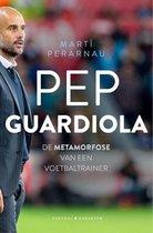 Boek cover Pep Guardiola van Marti Perarnau