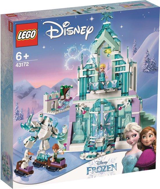 Lego 43172 Disney Frozen Elsa'S Magische Ijspaleis