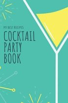 Cocktail Party Book