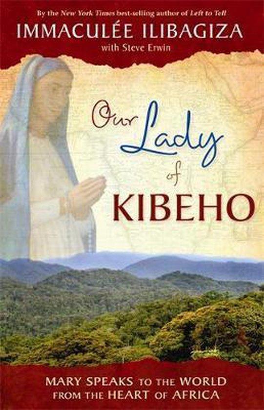 Omslag van Our Lady Of Kibeho
