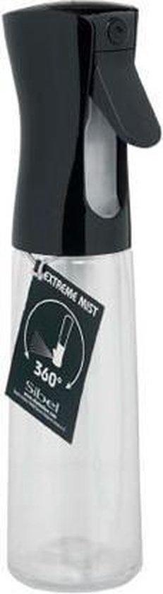 Sibel Extreme Mist Verstuiver - Zwart - 300ml