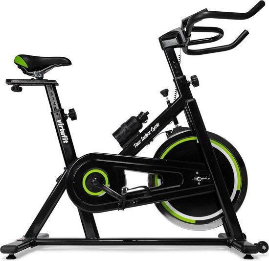 VirtuFit Tour Indoor Cycle Spinbike - Inclusief Bidon