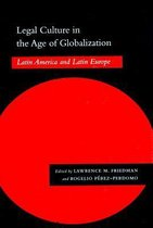Legal Culture in the Age of Globalization
