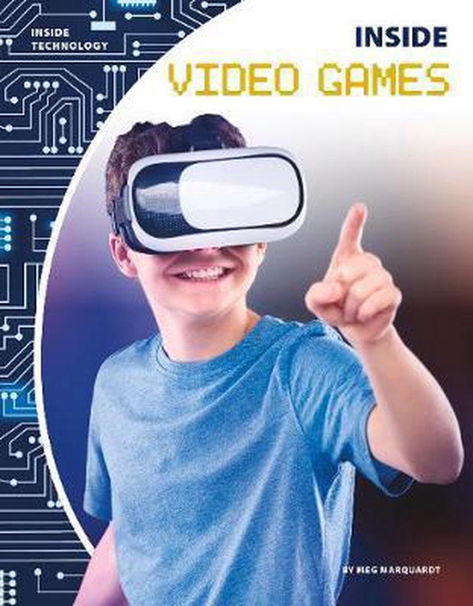 Inside Video Games - Meg Marquardt
