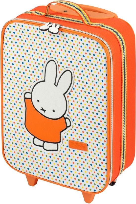 Nijntje Reiskoffer - Oranje
