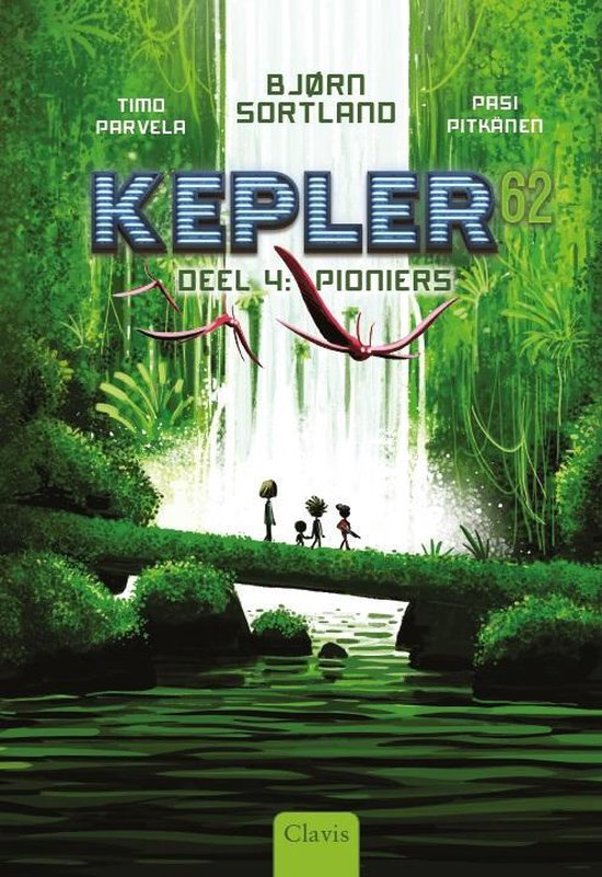 Kepler62 4 - De pioniers - Bjorn Sortland | Fthsonline.com