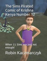 The Sims Pirated Comic of Krishna Kenya Number 12