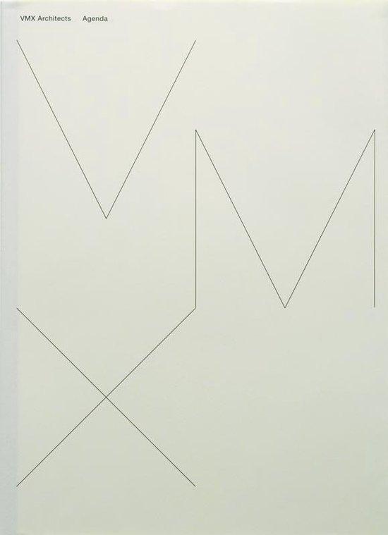 Cover van het boek 'VMX Architects Agenda'