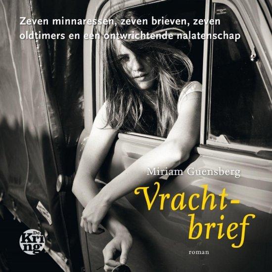 Boek cover Vrachtbrief van Miriam Guensberg (Onbekend)