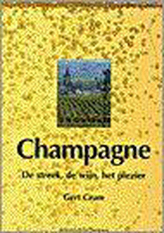 Champagne De Streek De Wijn Het Plezier