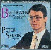 Peter Serkin -Beethoven: Piano Sonatas Op.109