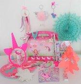 Jewellicious Designs Unicorn Advent Cadeaubox - geschenkset meisjes - 24 unicorn cadeautjes - Kerst cadeautip - rainbow