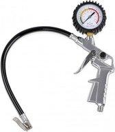 Powerplus POWAIR0100 Bandenvulpistool - Pneumatisch - Incl. Manometer