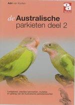 Over Dieren 172 -  Australische parkieten 2