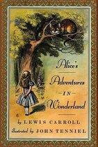 Boek cover Alices Adventures in Wonderland van Lewis Carroll