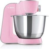 Bosch MUM5 CreationLine MUM58K20 - Keukenmachine - Roze