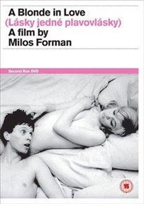 Cover van de film 'A Blonde In Love'
