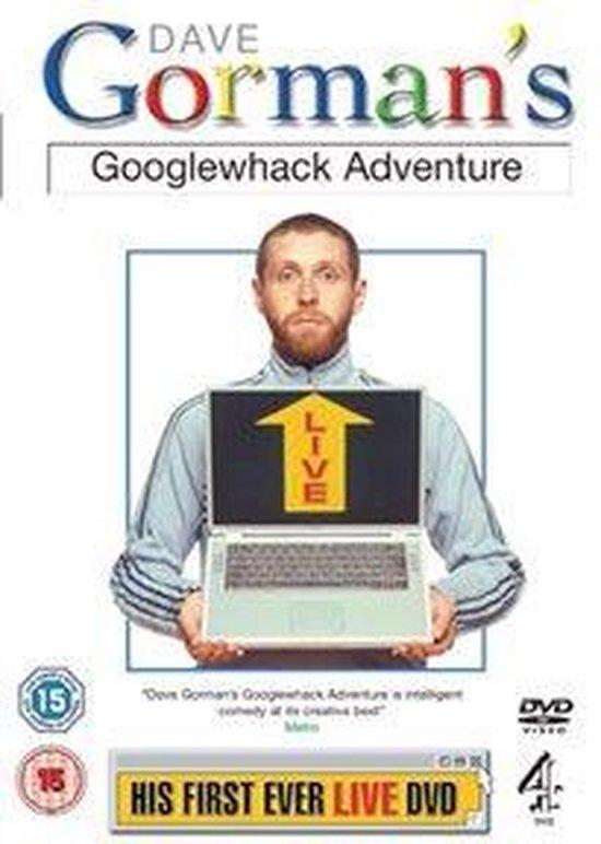 Movie - Dave Gorman's Googlewhack Adventure