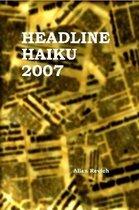 Headline Haiku 2007