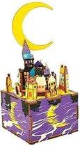 Robotime Muziekdoos 3D Houten Puzzel, Midsummer Night's Dream