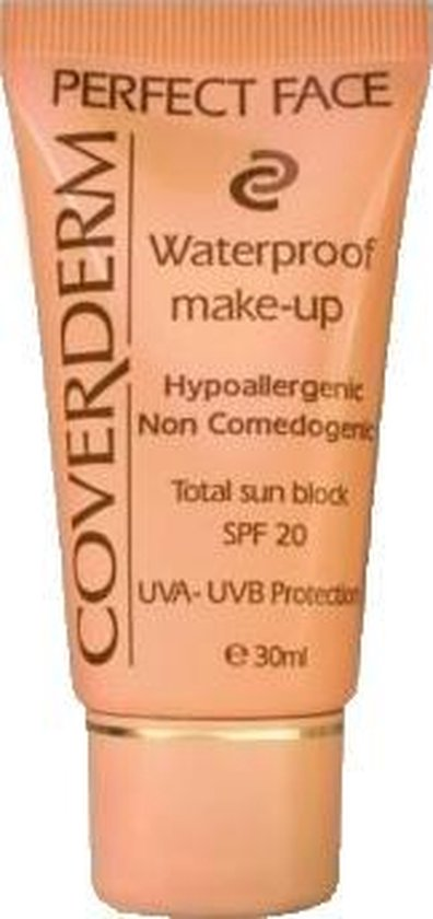 Coverderm Perfect Face – 08 – Foundation