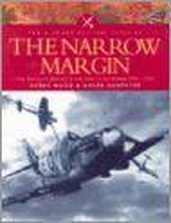 Boek cover The Narrow Margin van Derek Wood (Paperback)