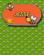 Handwriting Practice 120 Page Honey Bee Book Jesse