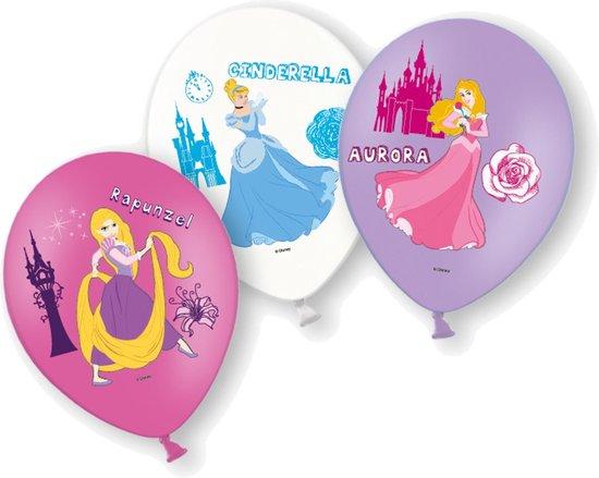 Disney Prinsessen Ballonnen 28cm 6st