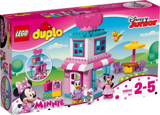 LEGO DUPLO - Disney's Minnie Mouse Bow-tique - 10844