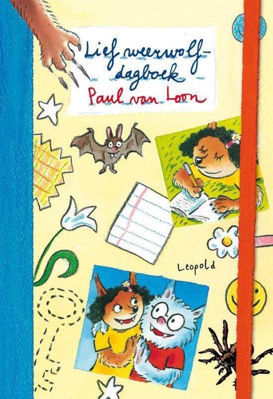 Dolfje Weerwolfje - Lief weerwolfdagboek - Paul van Loon |